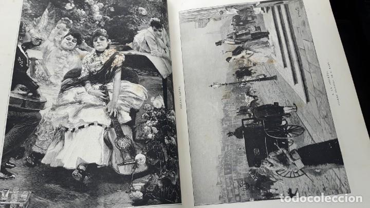 Libros antiguos: La Ilustración Española y Americana tomo I de enero a junio 1893 - Foto 4 - 157900378
