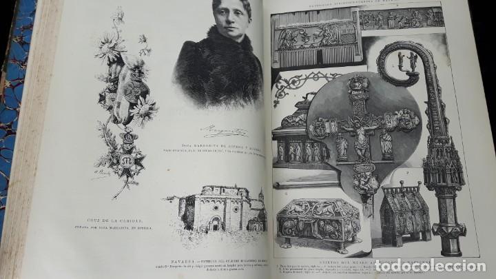 Libros antiguos: La Ilustración Española y Americana tomo I de enero a junio 1893 - Foto 9 - 157900378