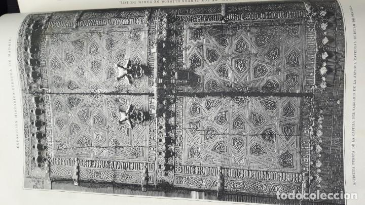 Libros antiguos: La Ilustración Española y Americana tomo I de enero a junio 1893 - Foto 10 - 157900378