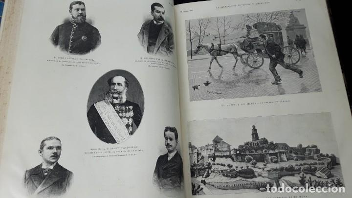 Libros antiguos: La Ilustración Española y Americana tomo I de enero a junio 1893 - Foto 11 - 157900378