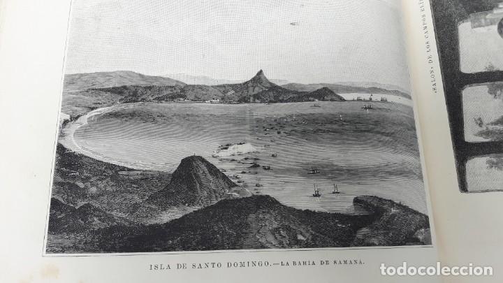 Libros antiguos: La Ilustración Española y Americana tomo I de enero a junio 1893 - Foto 13 - 157900378