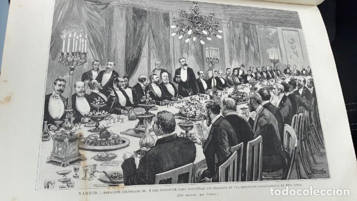 Libros antiguos: La Ilustración Española y Americana tomo I de enero a junio 1893 - Foto 14 - 157900378