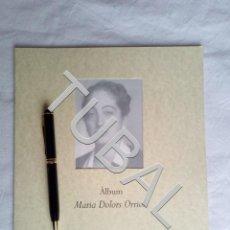 Libros antiguos: TUBAL MARIA DOLORS ORRIOLS VIC. Lote 157939742
