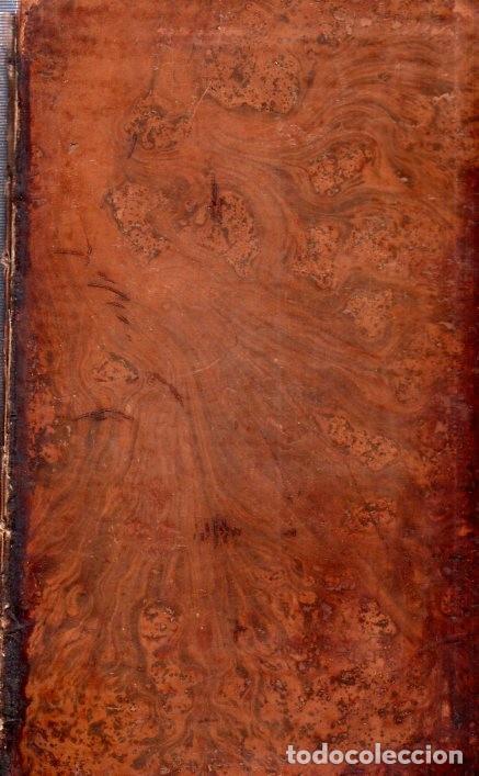 BUFFON´S NATURAL HIFTORY. BARR´S BUFFON. A THEORY OF THE EARTH A GENERAL HISTORY OF MAN.1797. VOL VI (Libros Antiguos, Raros y Curiosos - Ciencias, Manuales y Oficios - Otros)
