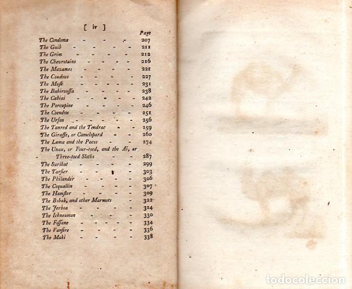 Libros antiguos: BUFFON´S NATURAL HIFTORY. BARR´S BUFFON.A THEORY OF THE EARTH A GENERAL HISTORY OF MAN.1797.VOL VIII - Foto 6 - 158033218