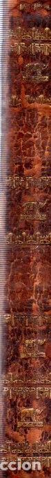 Libros antiguos: BUFFON´S NATURAL HIFTORY. BARR´S BUFFON. A THEORY OF THE EARTH A GENERAL HISTORY OF MAN.1797. VOL IV - Foto 3 - 158039442