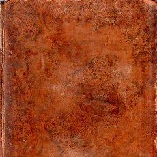 Libros antiguos: BUFFON´S NATURAL HIFTORY. BARR´S BUFFON.A THEORY OF THE EARTH A GENERAL HISTORY OF MAN.1797. VOL VII. Lote 158200998