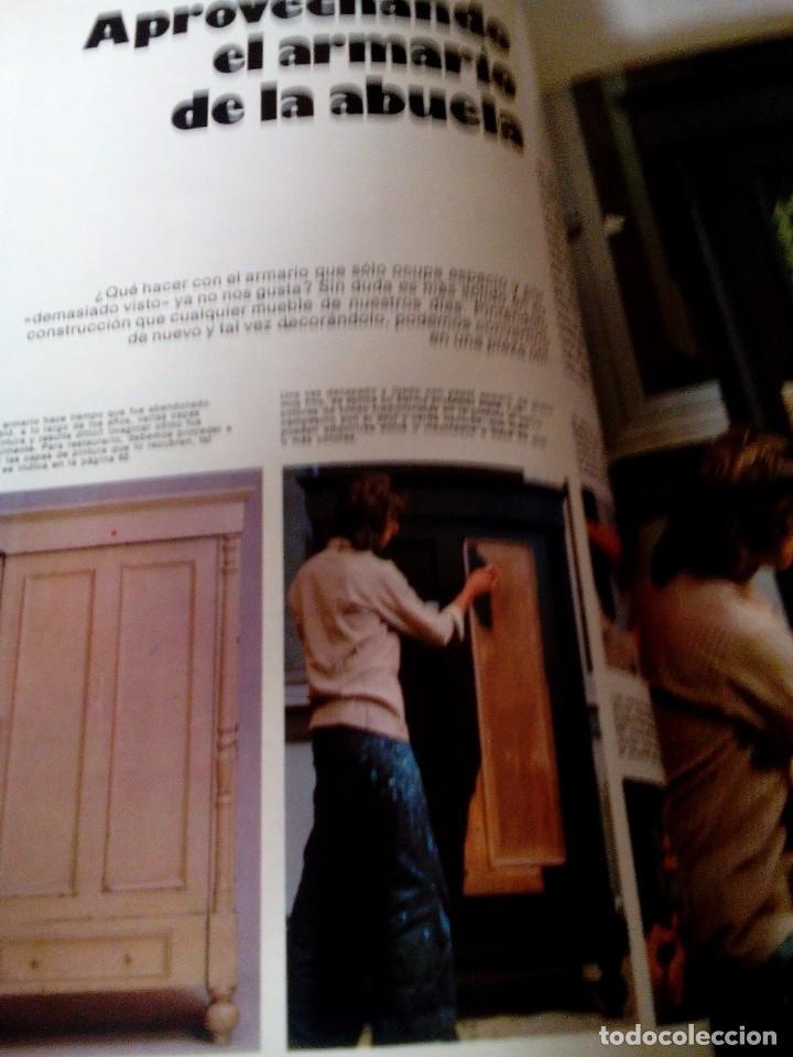 Libros antiguos: RA libro,IDEAS PRACTICAS PARA TODOS,agorre divirtiendose,mide aproxim 22x30cm,tiene 171 pag - Foto 4 - 158289362