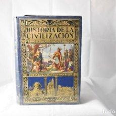 Libros antiguos: HISTORIA DE LA CIVILIZACIÓN , HERRERO MIGUEL , A. . Lote 158307394