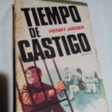 Libros antiguos: RA2___ LIBRO VIEJO,TIEMPO DE CASTIGO,MIDE APROXIM 10X18CM,TIENE 313PAGINAS. Lote 158313530