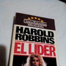 Old books - RA2___ libro El LIDER ,mide aproxim 12x20cm,tiene 511paginas - 158317890