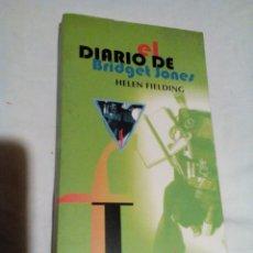 Libros antiguos: RA2___ LIBRO,DIARIO DE BRIDGET JONES,,HELEN FIELDING,MIDE APROXIM 12X22CM,TIENE 322PAGINAS. Lote 158319646
