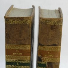 Libros antiguos: HISTORIA DE INGLATERRA-AUGUSTO DE SAINT-PRÓSPERO-IMPRENTA DE A.BRUSI, BARCELONA 1842-2 TOMOS. Lote 158435822