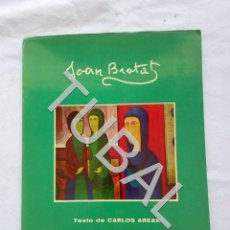 Libros antiguos: TUBAL JOAN BROTAT LIBRO. Lote 158454650