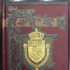 Libros antiguos: HISTORIA GENERAL DE ESPAÑA. MODESTO LAFUENTE. Lote 158583682