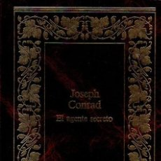 Old books - EL AGENTE SECRETO. JOSEPH CONRAD. SEIX BARRAL. 1984. - 158676518