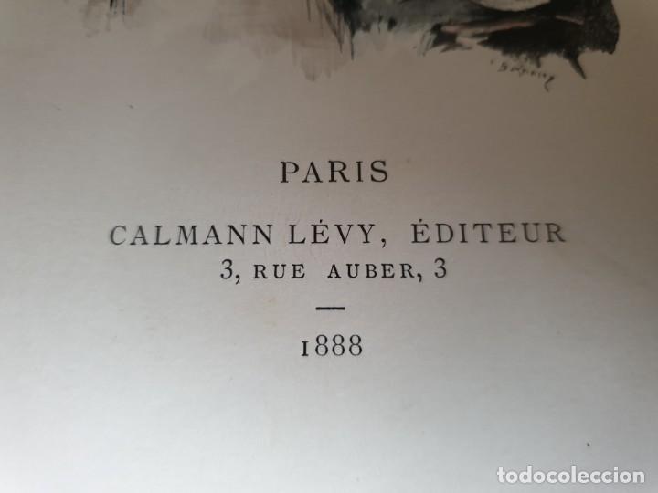 Libros antiguos: LIBRO NOVELA FRANÇOIS LE CHAMPI - GEORGE SAND - IMPRESO EN FRANCÉS - AÑO 1888 / SIGLO XIX - Foto 7 - 158700886