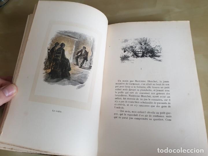Libros antiguos: LIBRO NOVELA FRANÇOIS LE CHAMPI - GEORGE SAND - IMPRESO EN FRANCÉS - AÑO 1888 / SIGLO XIX - Foto 8 - 158700886