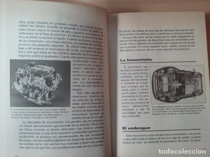 Libros antiguos: MANUAL PRÁCTICO DEL CONDUCTOR - MARTÍNEZ, JOSÉ. - Foto 7 - 158814370