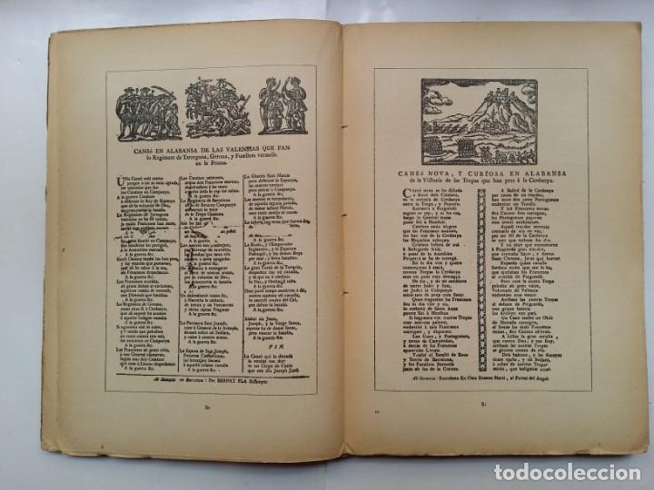 Libros antiguos: HISTORIA DEL PENSAMIENTO POLITICO CATALAN DURANTE LA GUERRA DE ESPAÑA CON LA REP. FRANCESA 1793-1796 - Foto 5 - 158840578