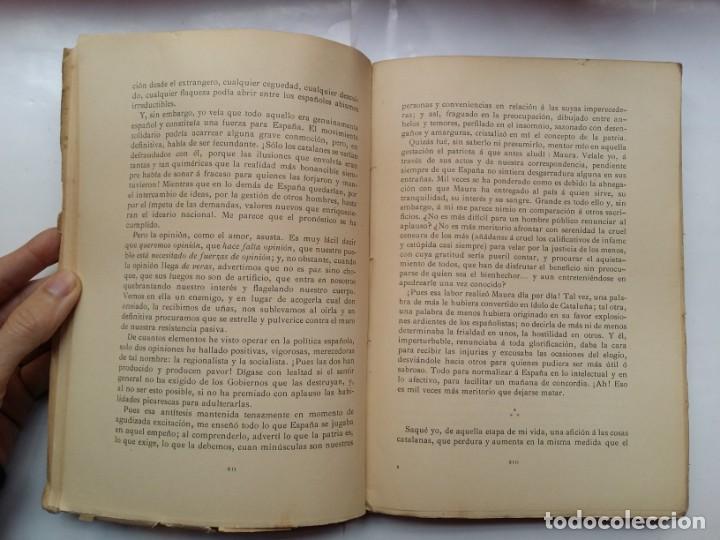 Libros antiguos: HISTORIA DEL PENSAMIENTO POLITICO CATALAN DURANTE LA GUERRA DE ESPAÑA CON LA REP. FRANCESA 1793-1796 - Foto 7 - 158840578