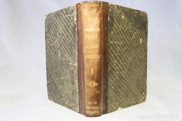 Libros antiguos: El cura de aldea. E. Pérez Escrich. 1861. 12 Grabados. Tomo 1. - Foto 4 - 158868306