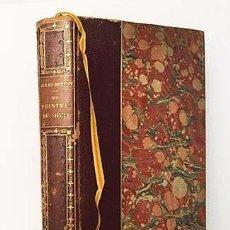 Livres anciens: L ' ART ET LES ARTISTES ( BRETON. C 1890. 1ª EDICIÓN ) SALONES, DELACROIX, COROT, GAVARNI, MANET. Lote 158932226