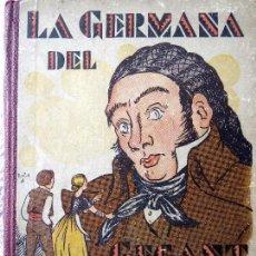 Libros antiguos: L-1457.LA GERMANA DEL GEGANT.RONDALLES POPULARS RECOLLIDES PER VALERI SERRA.IL-LUSTRAT LOLA ANGLADA.. Lote 158971638