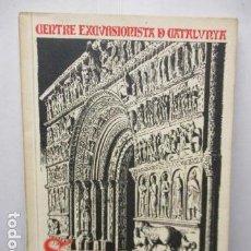 Libros antiguos: SANTA MARIA DE RIPOLL. POER JOAN DANÉS I VERNEDAS. CENTRE EXCURSIONISTA DE CATALUNYA, 1923.. Lote 159027966