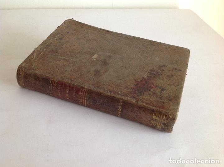 Libros antiguos: Lecciones elementales de Historia Universal. Joaquín Rubio y Ors. Barcelona 1877 - Foto 2 - 159052282