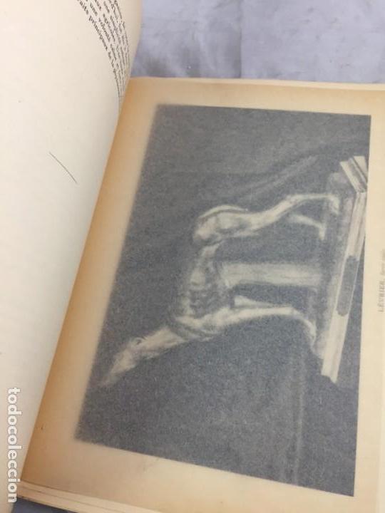 Libros antiguos: Escultura Exposition du centenaire de Houdon 1928 Galeries Buvelot en Francés. Ilustrado - Foto 4 - 159112370
