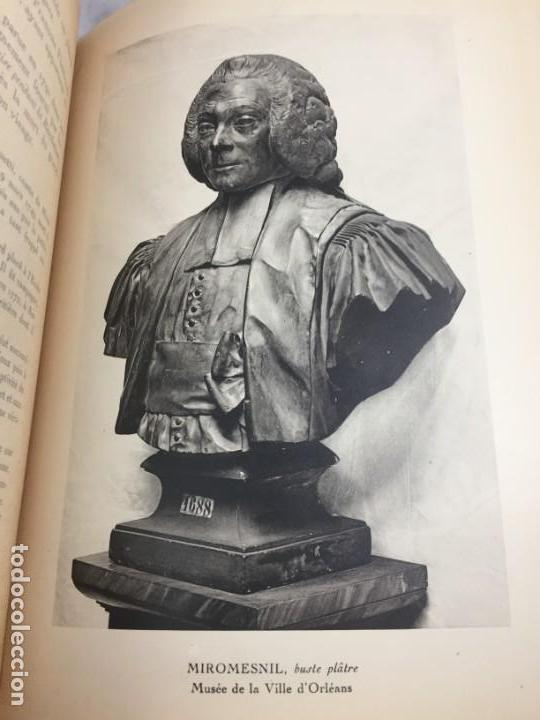 Libros antiguos: Escultura Exposition du centenaire de Houdon 1928 Galeries Buvelot en Francés. Ilustrado - Foto 7 - 159112370