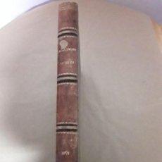 Libros antiguos: LA ILUSTRACIÓN ARTISTICA,TOMO I, 1882. Lote 159126918