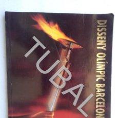 Libros antiguos: TUBAL DISSENY OLIMPIC BARCELONA 92 LIBRO. Lote 159137898