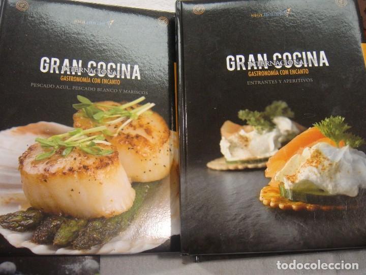 Libros antiguos: libros gran cocina internacional gastronomia con encanto juan mari arzak - Foto 2 - 159180994