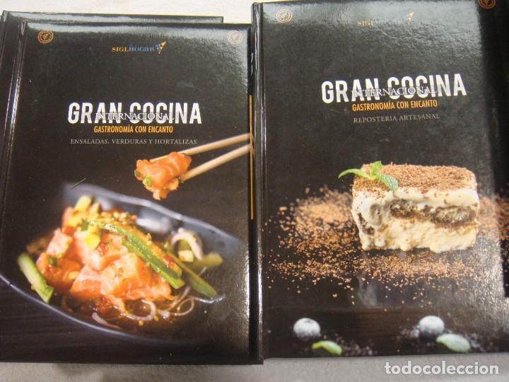 Libros antiguos: libros gran cocina internacional gastronomia con encanto juan mari arzak - Foto 3 - 159180994