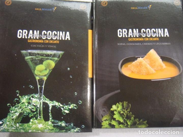 Libros antiguos: libros gran cocina internacional gastronomia con encanto juan mari arzak - Foto 4 - 159180994