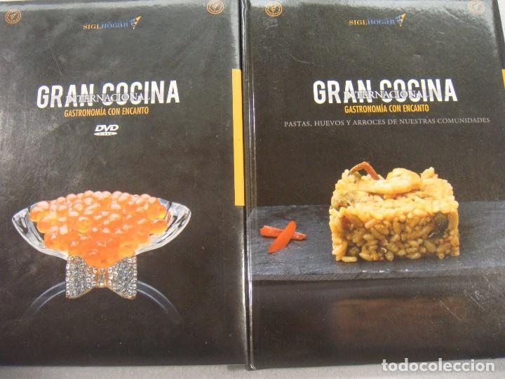Libros antiguos: libros gran cocina internacional gastronomia con encanto juan mari arzak - Foto 5 - 159180994