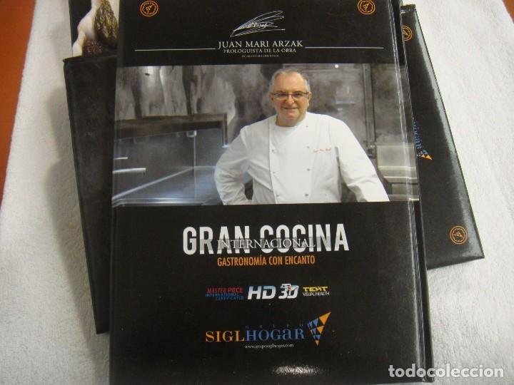 Libros antiguos: libros gran cocina internacional gastronomia con encanto juan mari arzak - Foto 11 - 159180994