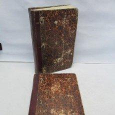Libros antiguos: LA BATALLA DE LA VIDA. TOMO I Y II. FEDERICO SOLER. EDITORIAL ESPASA HERMANOS. SIN GRABADOS. Lote 159213878