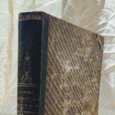 Libros antiguos: LOS ESPAÑOLES PINTADOS Y ESCENAS MATRITENSES - AÑO 1851 - BELLOS GRABADOS.. Lote 159267130