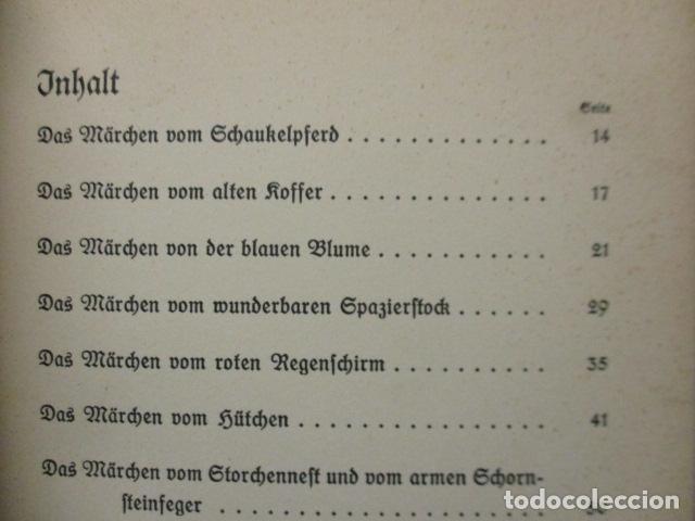 Libros antiguos: HINTER DEN LIEBEN BERGEN - (DETRÁS DE LOS AMANTES BERGEN) 1931 - WILHEM MATTHIEBEN - Foto 15 - 159270710