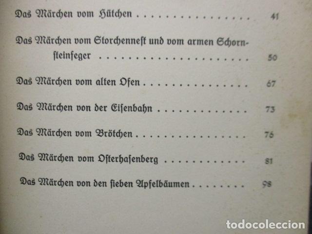 Libros antiguos: HINTER DEN LIEBEN BERGEN - (DETRÁS DE LOS AMANTES BERGEN) 1931 - WILHEM MATTHIEBEN - Foto 16 - 159270710