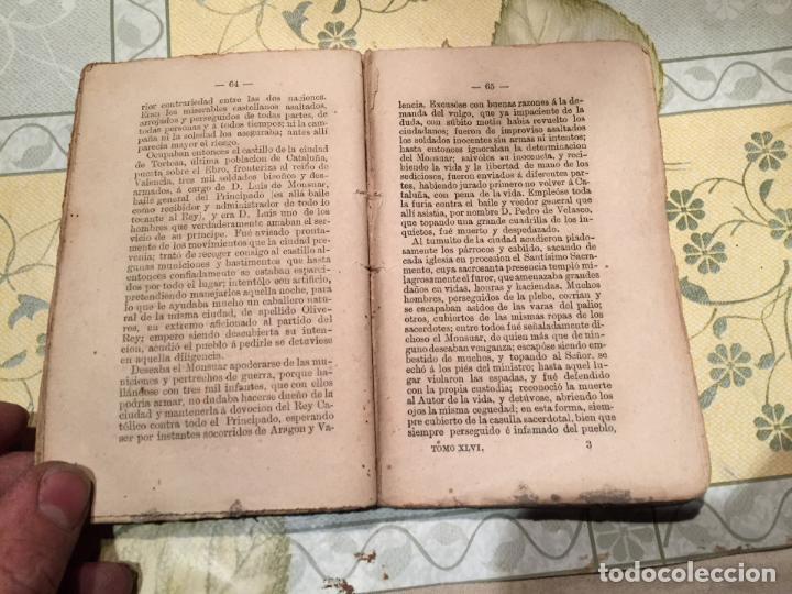 Libros antiguos: Libro HISTORIA DE LOS MOVIMIENTOS, SEPARACIÓN Y GUERRA DE CATALUÑA FRANCISCO MANUEL DE MElÓ 1878 - Foto 3 - 159299774
