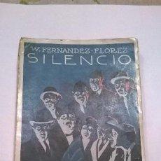 Libros antiguos: LIBRO SILENCIO . Lote 159308258