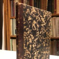 Libros antiguos: APUNTES DEL ARTE DE COCINA, REPOSTERÍA Y CONFITERÍA PARA EL USO DE... MANUSCRITO. S. XIX.. Lote 159403514