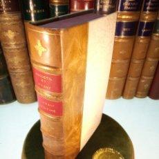 Libros antiguos: L'AMANT LÈGITIME OU LA BOURGEOISE LIBERTINE. GEORGES-ANQUETIL & JANE DE MAGNY. PARÍS. 1923.. Lote 159436366