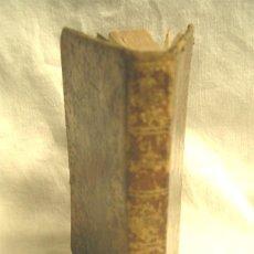 Libros antiguos: EL AGRÓNOMO DICCIONARIO DEL AGRICULTOR, 268 PAG. MED. 10,50 X 15,50 CM. Lote 159456114