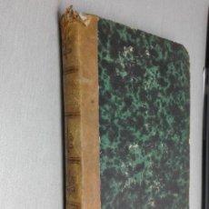 Libros antiguos: SISTEMA FÍSICO Y MORAL DEL HOMBRE / M. ROUSSEL / MADRID 1846. Lote 159490194