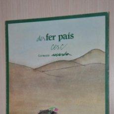 Libros antiguos: DESFER PAIS CESC, VER TARIFAS ECONOMICAS ENVIOS. Lote 159495890